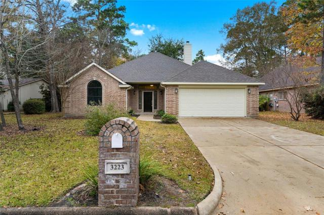 3223 Hemingway Dr, Montgomery, TX 77356 (MLS #91587162) :: Connect Realty
