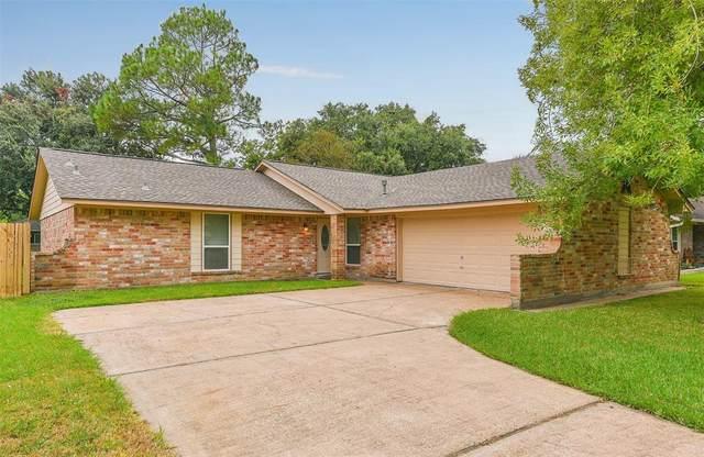 10410 Sageburrow Drive, Houston, TX 77089 (MLS #91599118) :: The SOLD by George Team