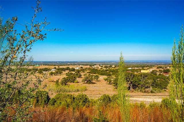 Lot 152 Cedar Mountain Drive, Marble Falls, TX 78654 (MLS #91605199) :: Ellison Real Estate Team