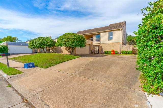 14214 Hillvale Drive, Houston, TX 77077 (MLS #91609684) :: The Queen Team