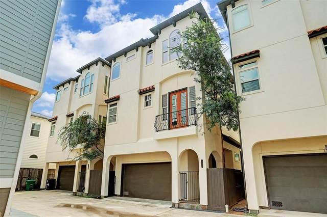 5743 Kiam Street D, Houston, TX 77007 (MLS #91625558) :: Lerner Realty Solutions