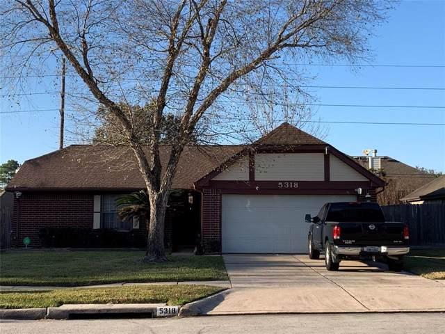 5318 Aberton Lane, Spring, TX 77379 (MLS #91642894) :: The Jennifer Wauhob Team