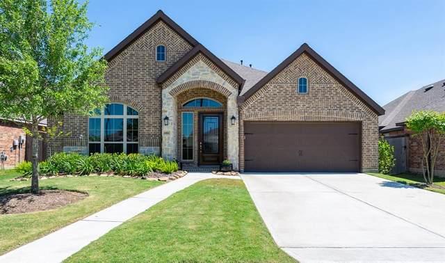 6806 Monarch Falls Lane, Katy, TX 77493 (MLS #91651955) :: The Jennifer Wauhob Team