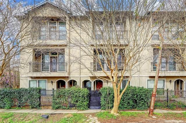 6132 Hamman Street, Houston, TX 77007 (MLS #91659790) :: Giorgi Real Estate Group