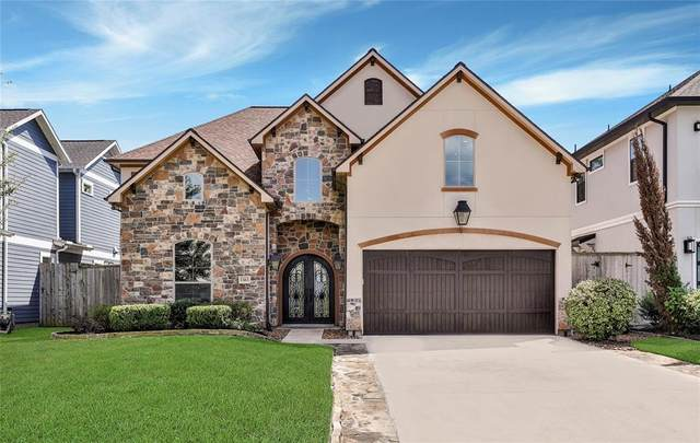 1363 Woodcrest Drive, Houston, TX 77018 (MLS #91674285) :: The Bly Team