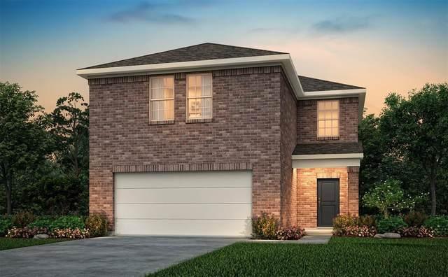 818 Wembley Wood Way, Huffman, TX 77336 (MLS #91684415) :: My BCS Home Real Estate Group