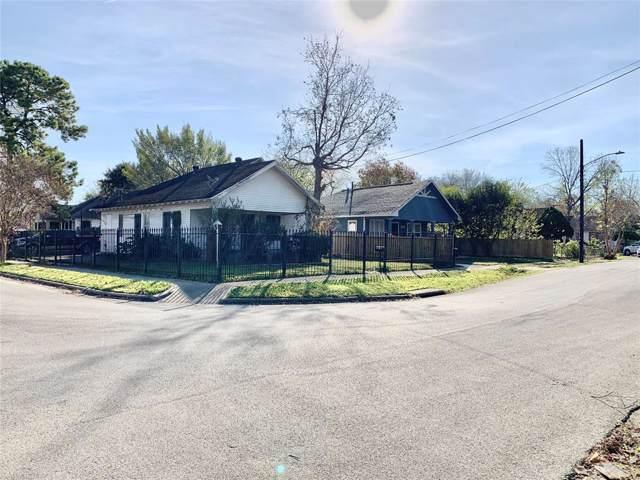 2718 Gano Street, Houston, TX 77009 (MLS #91689901) :: The Sansone Group
