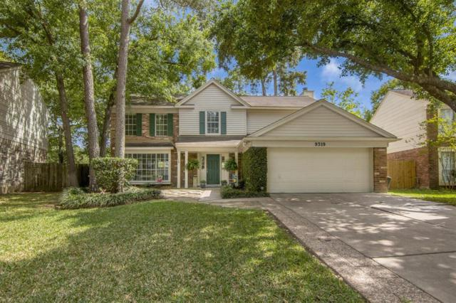 9319 Southleigh Drive, Spring, TX 77379 (MLS #91702920) :: The Kevin Allen Jones Home Team