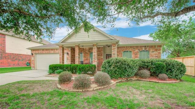 1760 Cranston Grove Drive, Dickinson, TX 77539 (MLS #91704586) :: Rose Above Realty
