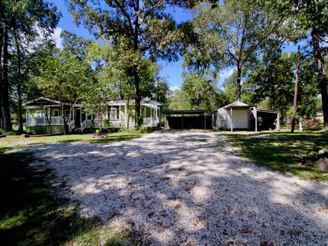 1367 County Road 6479, Dayton, TX 77535 (MLS #91716284) :: Guevara Backman
