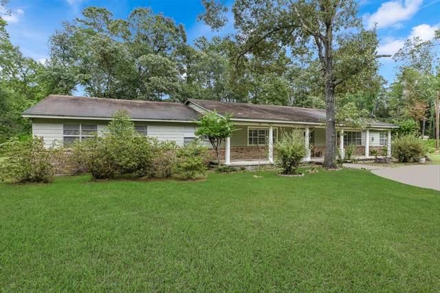16823 Dogwood Court, Plantersville, TX 77363 (MLS #91719545) :: My BCS Home Real Estate Group