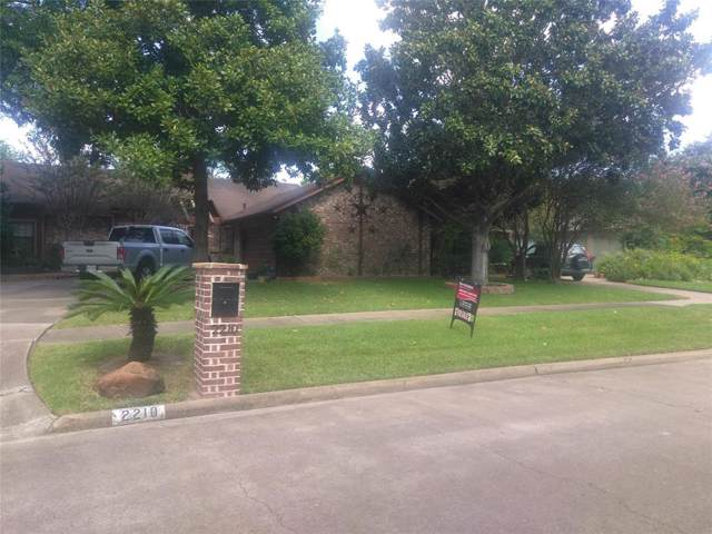 2210 Briarport Drive, Houston, TX 77077 (MLS #91721610) :: Green Residential