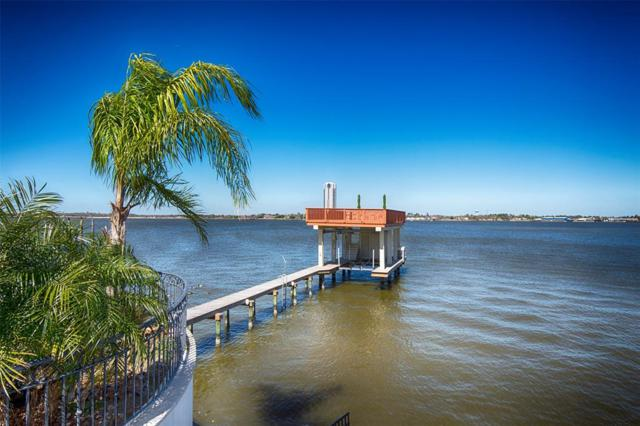 305 Blue Water Way, Kemah, TX 77565 (MLS #91725460) :: The SOLD by George Team
