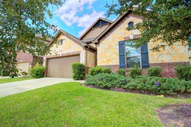 16434 Williamstown Drive, Houston, TX 77084 (MLS #91727769) :: The Parodi Team at Realty Associates