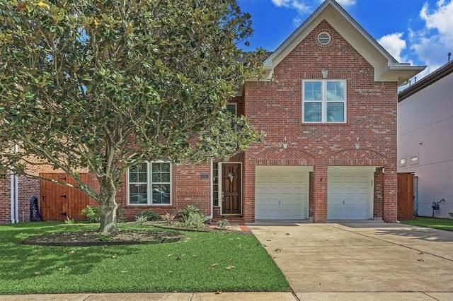 5105 Chestnut Street, Bellaire, TX 77401 (MLS #91733783) :: Caskey Realty