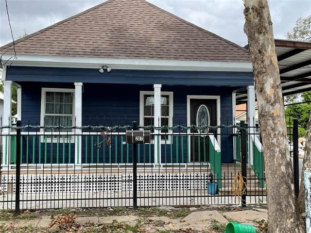 207 N Everton Street, Houston, TX 77003 (MLS #91737245) :: The Home Branch