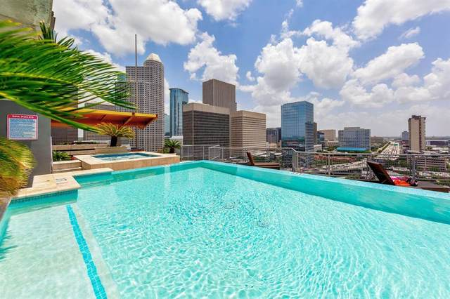 2000 Bagby Street #5423, Houston, TX 77002 (MLS #91745944) :: Connect Realty