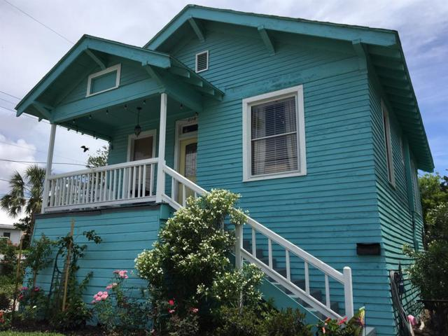 2118 35 Th, Galveston, TX 77550 (MLS #91747484) :: Texas Home Shop Realty