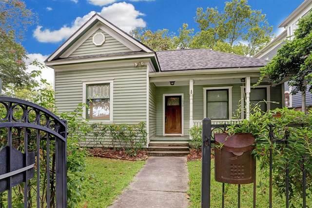 1030 Arlington Street, Houston, TX 77008 (MLS #91755908) :: Giorgi Real Estate Group