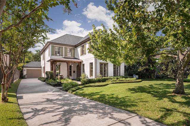 4623 Willow Street, Bellaire, TX 77401 (MLS #91758493) :: The Parodi Team at Realty Associates