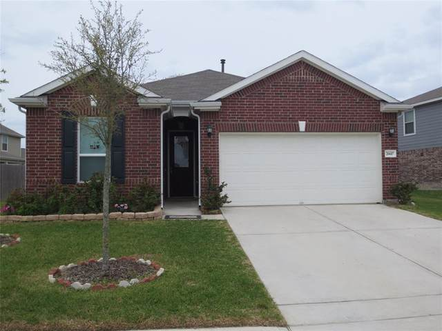 20617 Dunrobin Drive, Porter, TX 77365 (MLS #91760335) :: The Home Branch