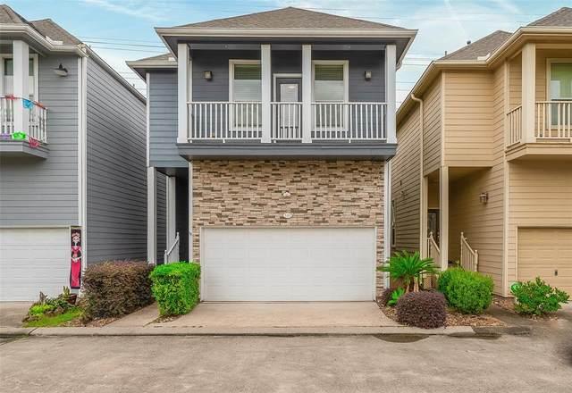 3317 New Garden View Lane, Houston, TX 77018 (MLS #9176257) :: Caskey Realty