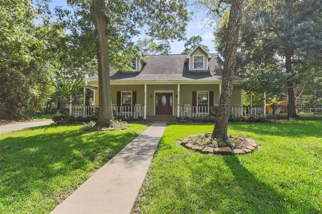15366 Constellation Circle W, Willis, TX 77318 (MLS #91766424) :: The Home Branch
