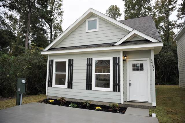 16637 E Ivanhoe, Montgomery, TX 77316 (MLS #91773732) :: Texas Home Shop Realty