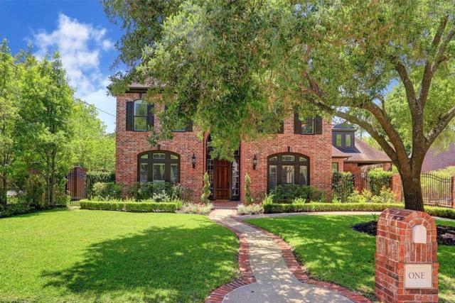 1 Martin Lane, Spring Valley Village, TX 77055 (MLS #91781120) :: Texas Home Shop Realty