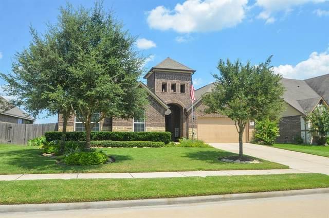 5814 Green Meadows Lane, Katy, TX 77493 (MLS #91786683) :: The Heyl Group at Keller Williams