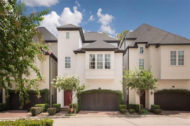 1724 Wrenwood Lakes, Houston, TX 77043 (MLS #91792784) :: Giorgi Real Estate Group
