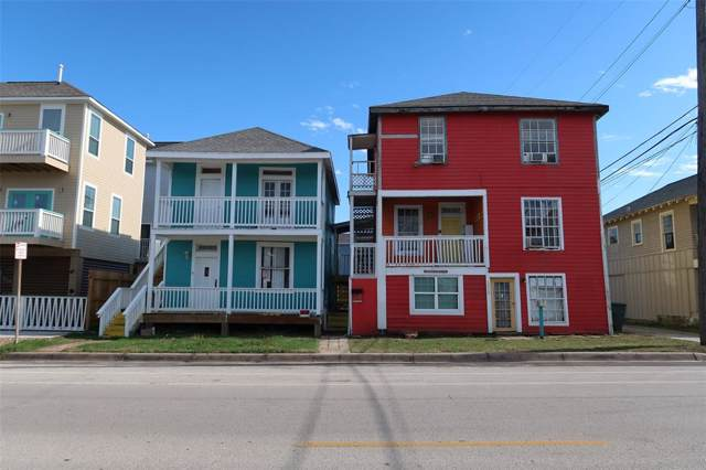 1810 19th Avenue, Galveston, TX 77550 (MLS #91799485) :: CORE Realty
