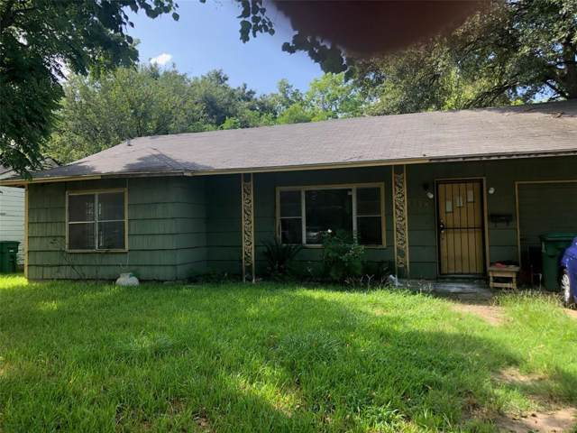 6138 6138 Belcrest Street, Houston, TX 77033 (MLS #91809995) :: KJ Realty Group