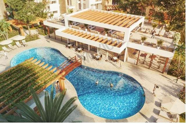 Unit 101 Golf Residences At Bahia Principe, The Peninsula 101 A, Tulum Quintana Roo, TX 77780 (MLS #91810127) :: Texas Home Shop Realty