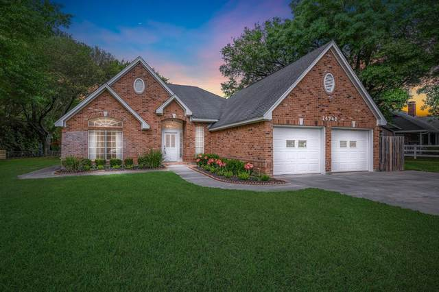 14742 Hillside Lane, Willis, TX 77318 (MLS #91827909) :: CORE Realty