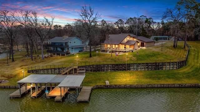 1282 Sportsman Drive, Trinity, TX 75862 (MLS #91834412) :: The Property Guys