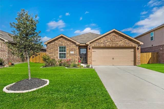 1223 Steel Redan Drive, Iowa Colony, TX 77583 (MLS #91837396) :: NewHomePrograms.com