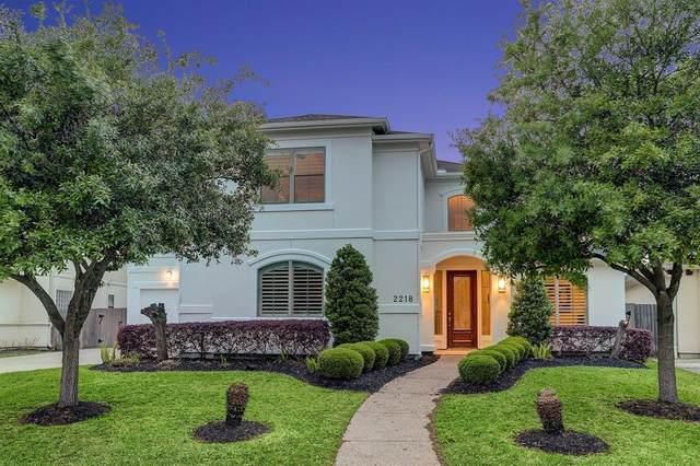 2218 Thicket Ridge Lane, Houston, TX 77077 (MLS #91863486) :: The Sansone Group