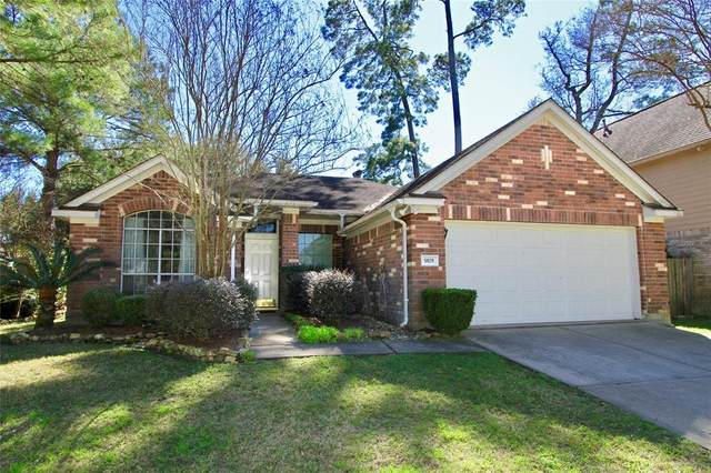 5828 Forest Timbers Drive, Humble, TX 77346 (MLS #91870159) :: Ellison Real Estate Team