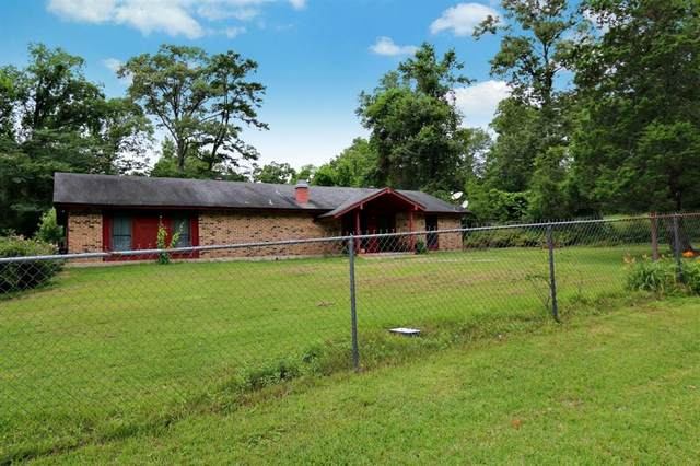 306 Bacon St Street, Newton, TX 75966 (MLS #91883372) :: The SOLD by George Team