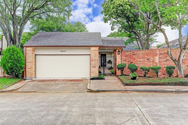 16807 Hartwood Way, Houston, TX 77058 (MLS #91897770) :: The SOLD by George Team