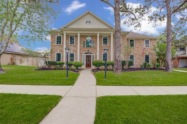 16307 Lakestone Drive, Tomball, TX 77377 (MLS #91899027) :: Homemax Properties
