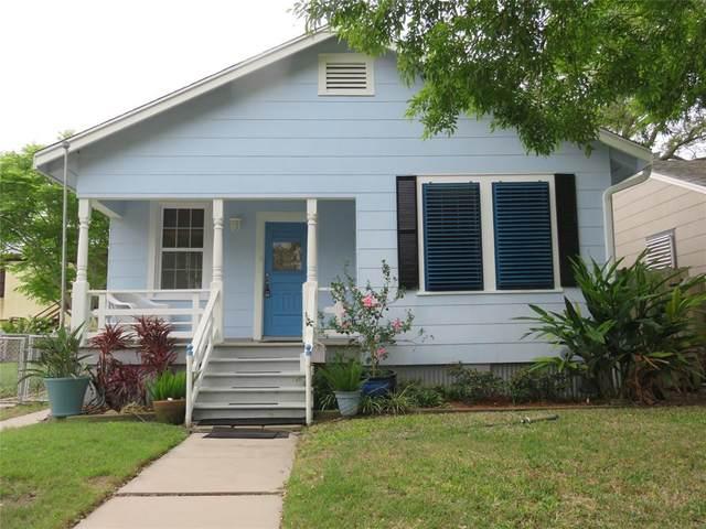4819 Avenue Q, Galveston, TX 77551 (MLS #91912293) :: The Heyl Group at Keller Williams