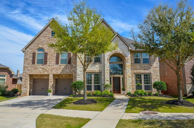 5907 Solara Ledge Lane, Sugar Land, TX 77479 (MLS #9191559) :: Texas Home Shop Realty