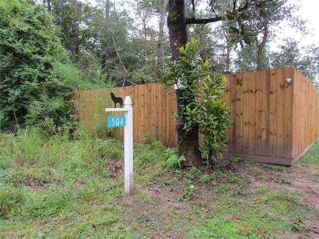 504 Bob Wills Road, Livingston, TX 77351 (MLS #91919458) :: The Home Branch