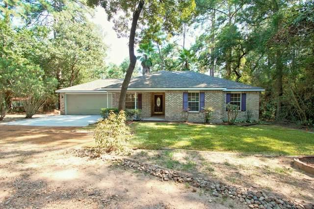 298 Greenbriar Drive, Magnolia, TX 77355 (MLS #91920893) :: Giorgi Real Estate Group