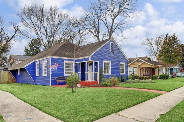 1102 Winston Street, Houston, TX 77009 (MLS #91922955) :: Texas Home Shop Realty