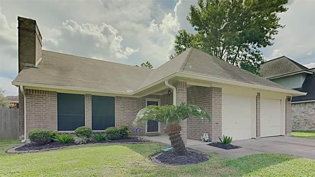 19911 Fort Stanton Drive, Katy, TX 77449 (MLS #91930145) :: The Sansone Group