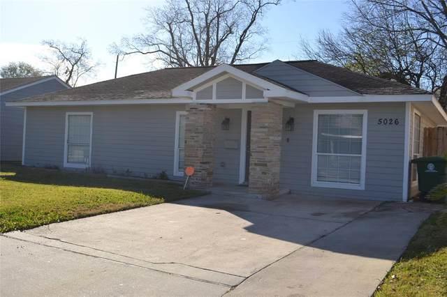 5026 Balkin Street, Houston, TX 77021 (MLS #91951265) :: All Cities USA Realty