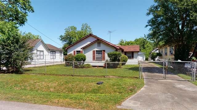 2521 Avenue Of Oaks Street, Houston, TX 77026 (#9196619) :: ORO Realty